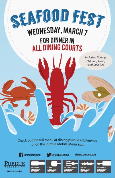 seafoode fest flyer